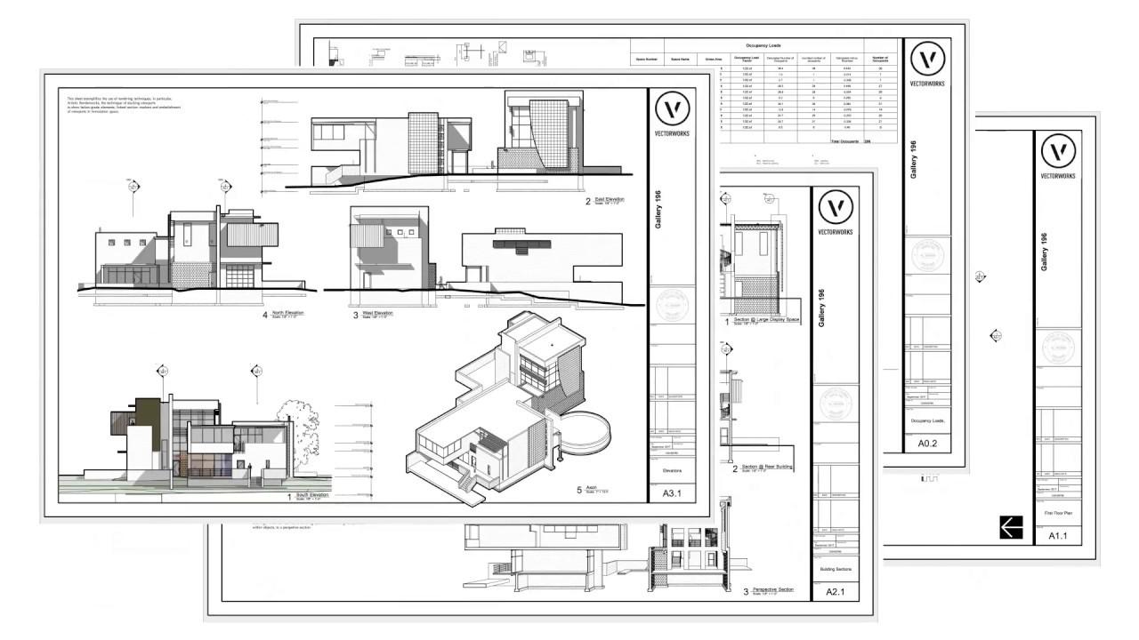 Bluebeam Studio Integration with Vectorworks