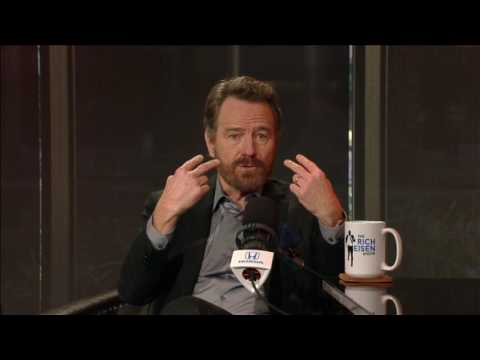 Actor Bryan Cranston on The 'Breaking Bad'  That made Him Break Down  121916
