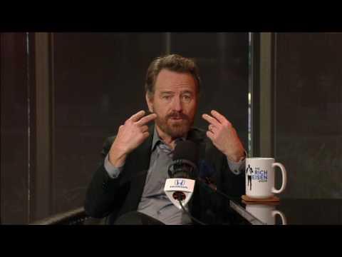 Actor Bryan Cranston on The 'Breaking Bad' Scene That made Him Break Down - 12/19/16