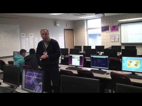 Web Design at Fitzgerald High School