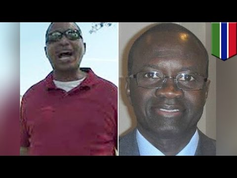 Gambia coup: Americans Papa Faal, Cherno Njie charged with trying to topple President Yahya Jammeh