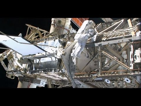 Science In The International Space Station