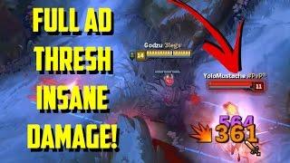 Best GNAR Build - FULL AP !! THIRD ATTACK = 2000 DAMAGE! [ League of Legends ]