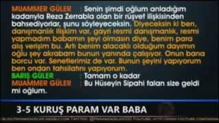 Muammer Güler hırsız  Oğluyla Konuşması Rüşvet alma,Örgüt Kurma içişlerı bakanı