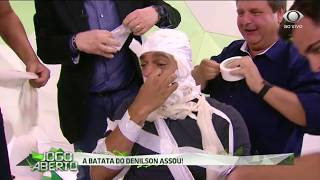 São Paulo é eliminado e Denilson sai de maca