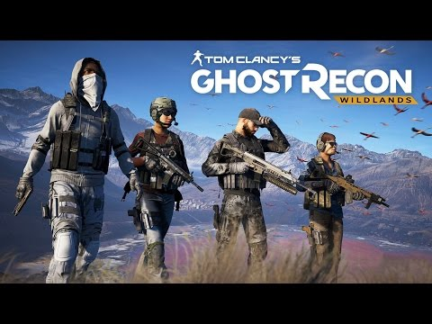BASE RAIDS!! (Ghost Recon Wildlands)
