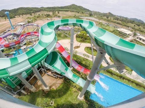 Ramayana Water Park in Pattaya Thailand