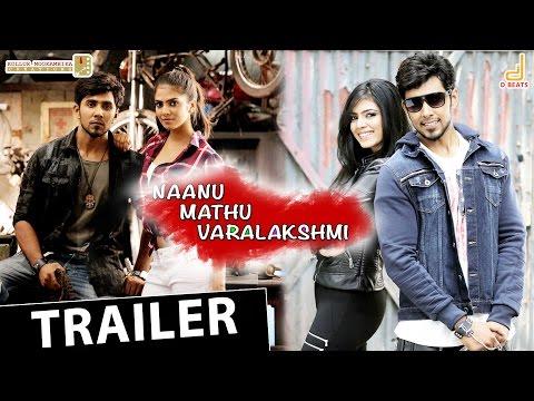 Naanu Mathu Varalakshmi | Official Trailer | Prithvi | Malavika | V. Harikrishna | Preetham Gubbi