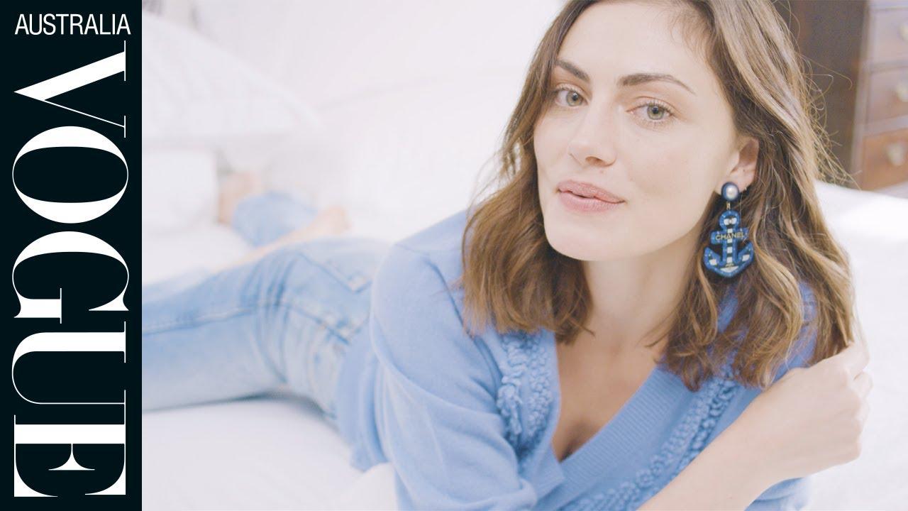 Pillow Talk Featuring Phoebe Tonkin Celebrity Interview Vogue