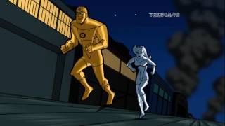 Batman: The Brave and the Bold -   Clash Of Metal Men (Clip 1)