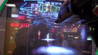 Silent Scope 2 (Arcade) - no reticle!?