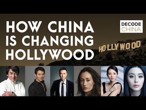 How China Is Changing Hollywood