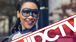#DCTV: Iris West Becomes a Speedster + New Black Lightning & iZombie