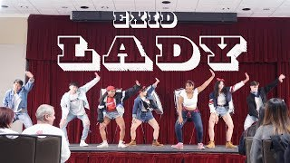 Baixar [HARU SHOWCASE] EXID (이엑스아이디) – 'LADY' (내일해) Dance Cover