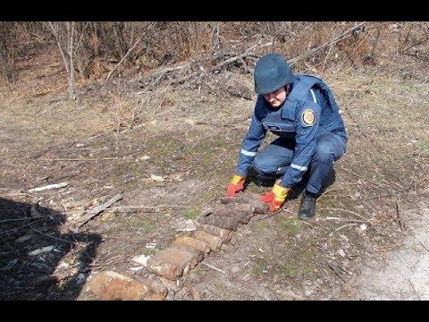 mistotvpoltava: Гадяч – знищення боєприпасів минулих війн