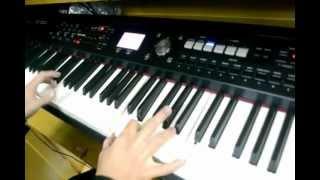 Đêm Thánh Vô Cùng - Piano - Ca đoàn Maria Goretti