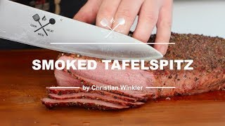 Smoked Tafelspitz - I´m from Austria #3 - New Weber Master Touch GBS Premium