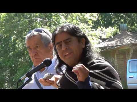 1a sesión Asamblea Constituyente Mapuche- Aucan Huilcaman, 30nov16