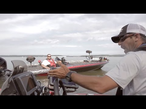 YOU DON'T OWN THE WATER BRO!!! (Mike Iaconelli vs. a Local Angler)