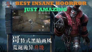 Baixar IDENTITY V LIKE DEAD BY DAYLIGHT FIRST AMAZING HORROR GAMEPLAY ON ANDROID MAX SETTING AWSOME PART 1