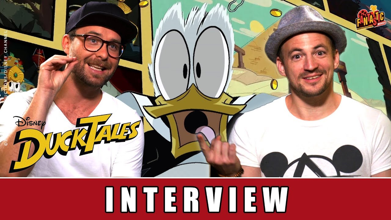 Duck Tales - Interview  | Mark Forster  | Tom von der Isar