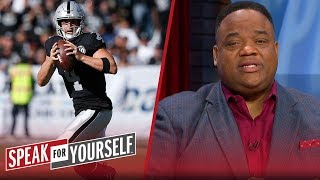 Raiders have their dream Carr; a luxury QB with a low price tag —Whitlock | NFL | SPEAK FOR YOURSELF