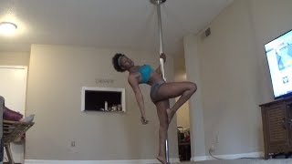 Pole Dancing to Air of December.