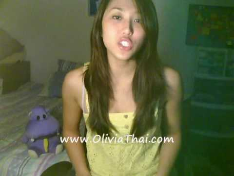 can't help but wait by trey songz - olivia thai cover