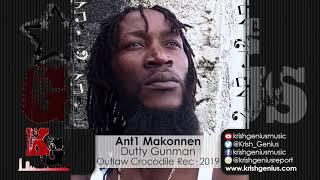 Ant1 Makonnen - Dutty Gunman (Official Audio 2019)