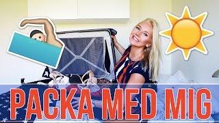Packningsvideo | Till Turkiet