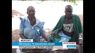 Ow'emyaka 70 asasamazza ekyalo bwakabateemye nga bwali olubuto