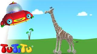 TuTiTu Girafa