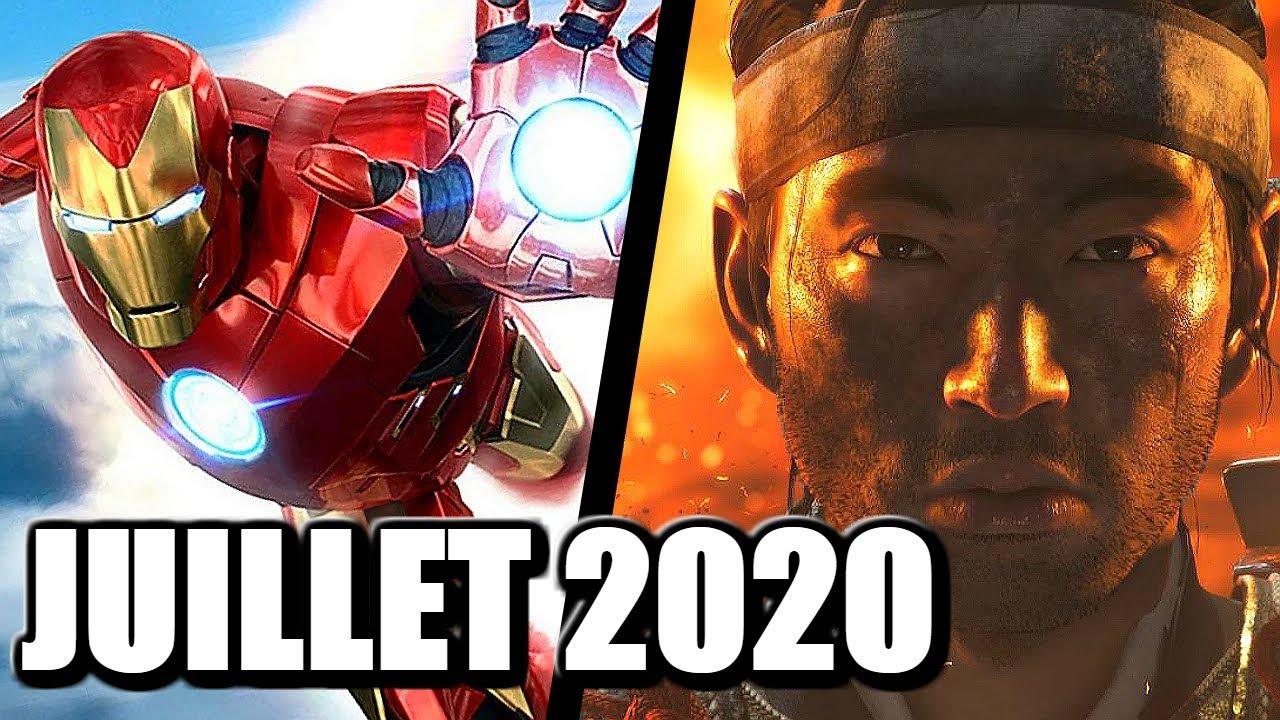 PlayStation Plus et Xbox Live Gold : jeux gratuits + TOP Juillet 2020 !