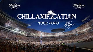 Kenny Chesney - Chillaxification Tour 2020 - Stadiums Announced!