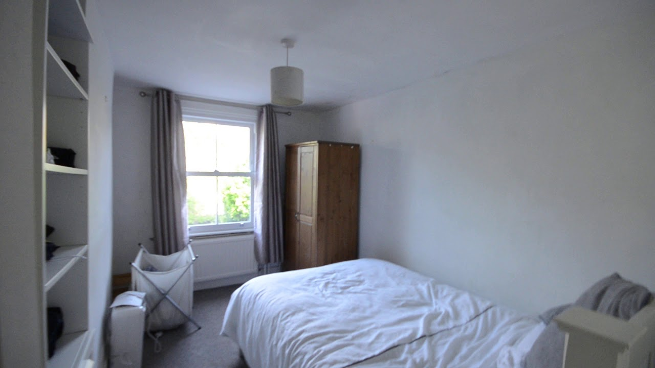 Four Double Bedroom House With Garden To Rent Brixton ...
