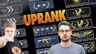 UPRANK 🎮 CS:GO #242