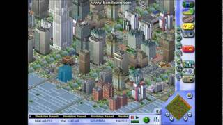Simcity 3000 Unlimited - Time Elapse