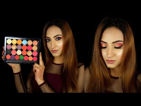 PAC Eyeshadows Review & Swatches + Demo (All Shades) | Aishwarya Kaushal