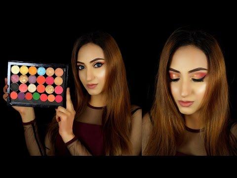 PAC Eyeshadows Review & Swatches + Demo (All Shades) | Aishwarya Kaushal