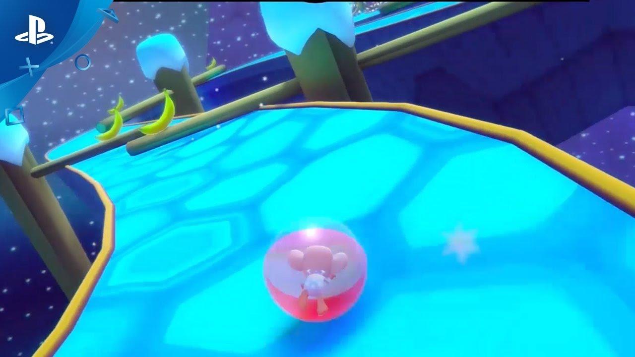 Super Monkey Ball: Banana Blitz HD - Gameplay Trailer | PS4