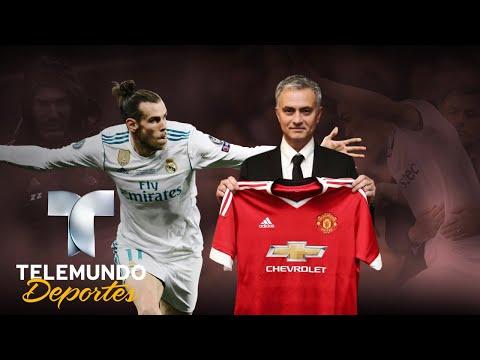 Gareth Bale, ¿el fichaje más caro de la historia? | UEFA Champions League | Telemundo Deportes