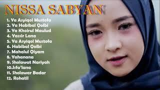 Download Video Ya Asyiqol Mustofa SHOLAWAT Versi NISSA SABYAN Menyentuh Hati MP3 3GP MP4