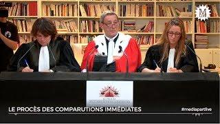 Mercredi, 20 h. «En direct de Mediapart»: le procès des comparutions immédiates