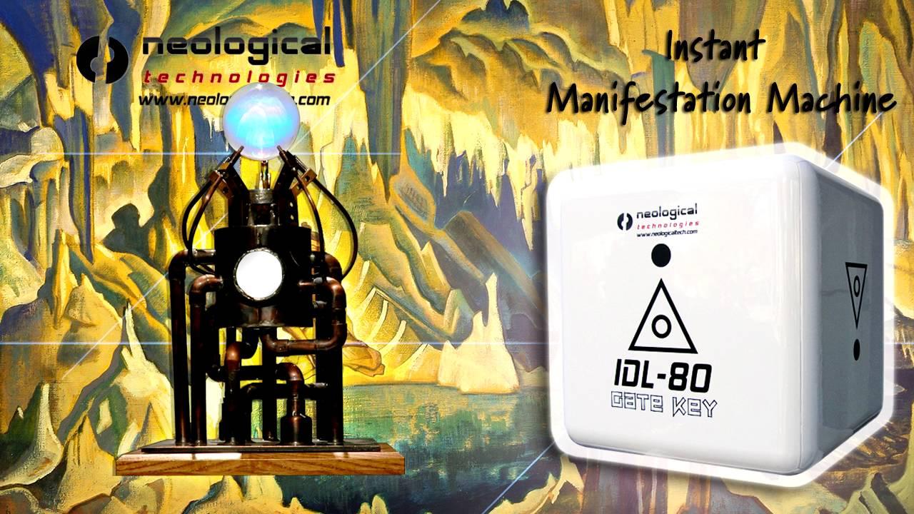 Neo Meditation The Instant Manifestation Machine