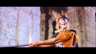 Barabbas 1961:Jack Palance Laughing