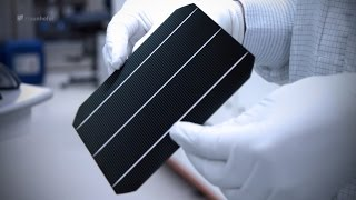 Changes in Solar Cell Technology - Joseph von Fraunhofer Prize 2016