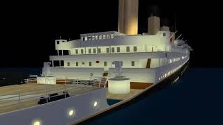 Roblox Titanic (Tráiler oficial)