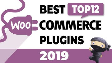 Top 12 Best WooCommerce Plugins For WordPress 2019 - Must Have WooCommerce Plugins!