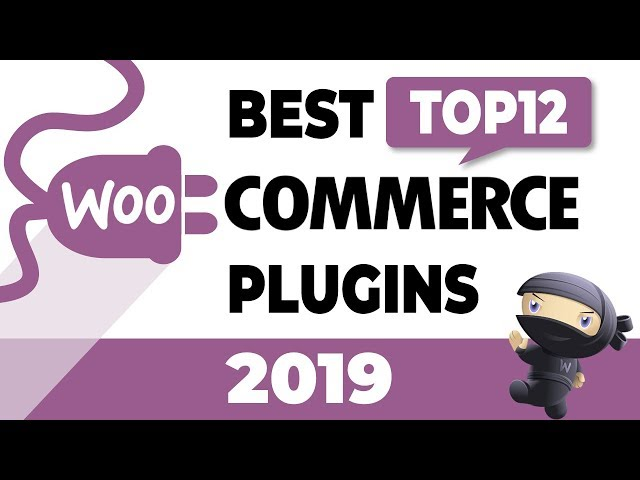 Top 12 Best WooCommerce Plugins For Wordpress 2018 - Must Have WooCommerce Plugins!