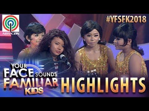 YFSF Kids 2018 Highlights: TNT Boys, Iniarte Ang Kanta Ni Onyok